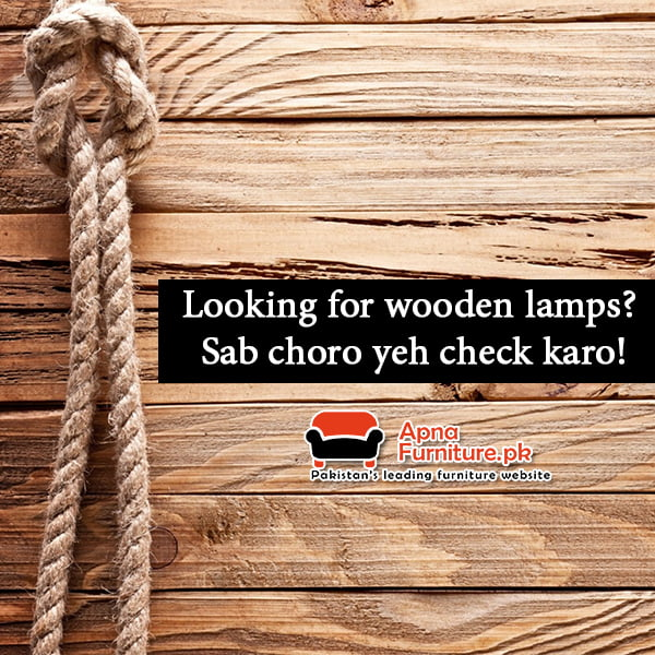 Looking for wooden lamps Sab choro yeh check karo : wooden lamps from www.apnafurniture.pk size 600 x 600 jpeg 397kB