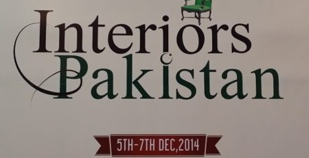 Interiors Pakistan Expo 2014 organised by Pakistan Furniture Council