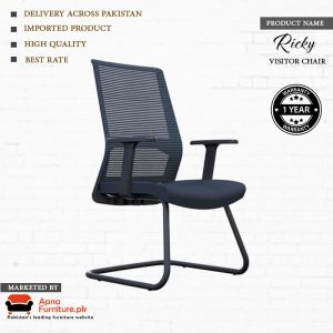 Ricky Visitor Chair by Apnafurniture.pk