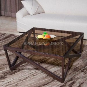 wooden coffee table design