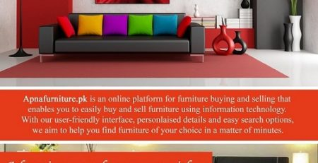 Apnafurniture.pk pamphlet is out to go in the market