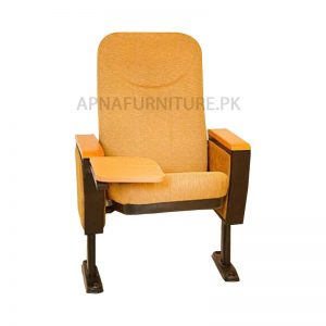 Auditorium Chair with folding arm