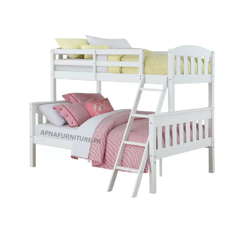 Buy beautiful bunk bed with stairs